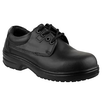 Amblers fs121c metal-free safety shoes womens