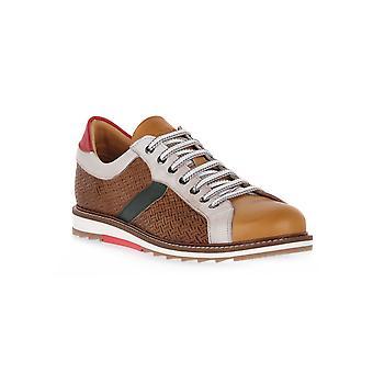 Exton 4 combi crust shoes