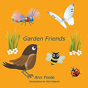 Garden Friends by Ann Poole - 9781789557060 Book