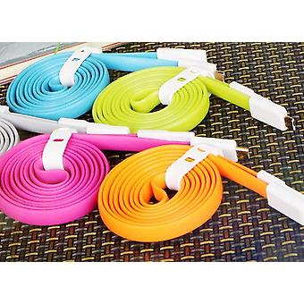 Cable Noodle Lightning para iphone e ipad