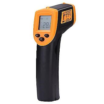 Intelligent sensor - digital infrared meter with 50 c or 600 (-58 f to 1122 f) contactless temperature pyrometer