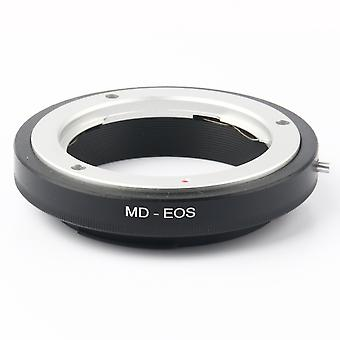 Md-eos adapterring voor mnd md mc lens compatibele canon body
