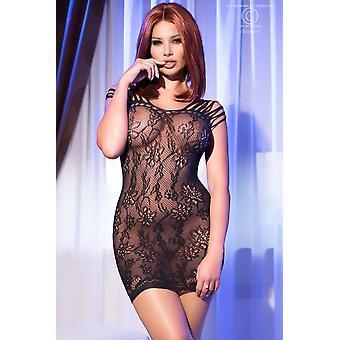 فستان صغير CR4095 أسود