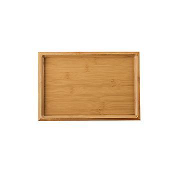 Vassoio per il servizio in legno di bambù YANGFAN