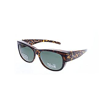 Michael Pachleitner Group GmbH 10120425C00000310 - Unisex sunglasses, adult, color: Brown/Yellow