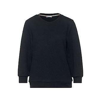 Street One 315929 T-Shirt, Dark Blue, 50 Woman