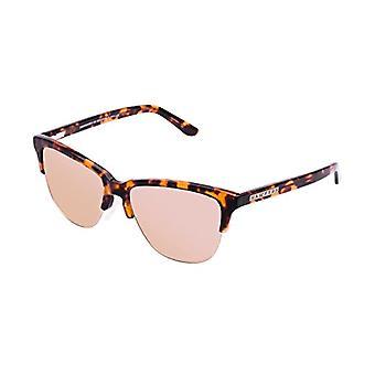 هوكرز CX18 النظارات الشمسية، براون (كاري / روز الذهب)، 60 للجنسين الكبار
