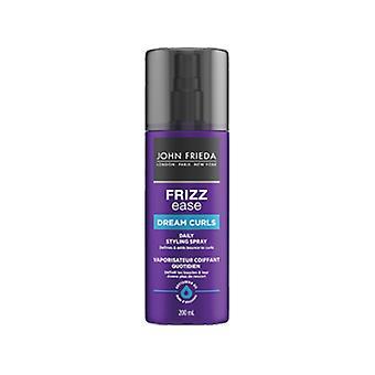 John Frieda Frizz-ease Dream Curls Daily Styling Spray 200ml