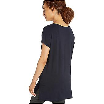 Brand - Daily Ritual Women's Supersoft Terry Dolman-Sleeve V-Neck Tunic