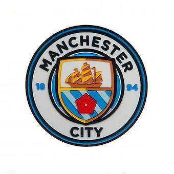 Manchester City FC 3D kjøleskap Magnet