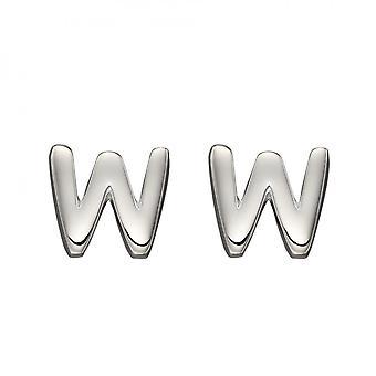 Начало W Стерлинговое серебро Серьги E6040