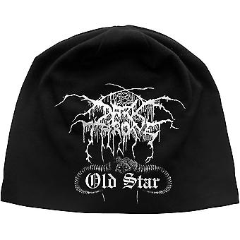 Darkthrone - Old Star Unisex Beanie Hat - Black