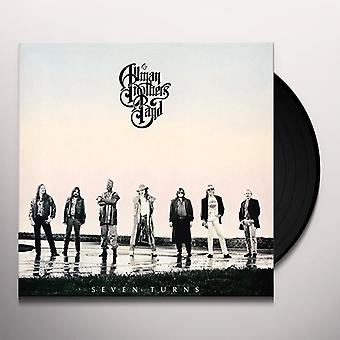 The Allman Brothers Band - Seven Turns Vinyl