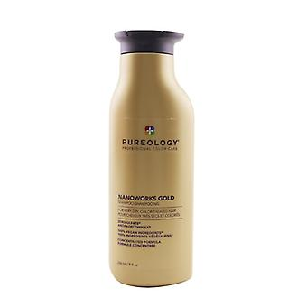 Pureology Nanoworks Gold Shampoo (For Very Dry  Color-Treated Hair) 266ml/9oz
