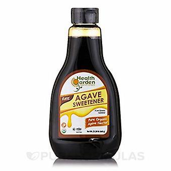 Health Garden Raw Agave Sweetener, 23 Oz