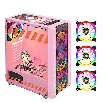 Хост корпуса игрового компьютера поддерживает материнскую плату Atx Micro E Atx