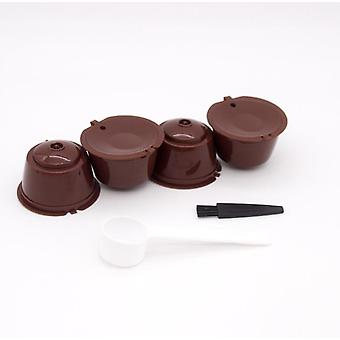 Reusable Coffee Capsule Filter Cup