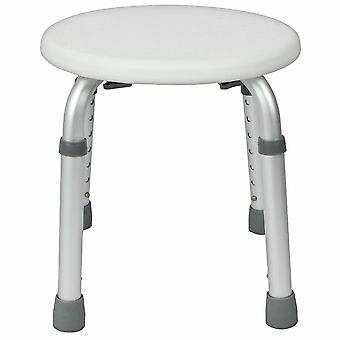 Douchekruk verstelbare badstoel, lichtgewicht voor ouderen en gehandicapten