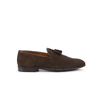 Duca di Morrone - Shoes - Moccasins - ASCANIO-CAM-TDM - Men - saddlebrown - EU 42