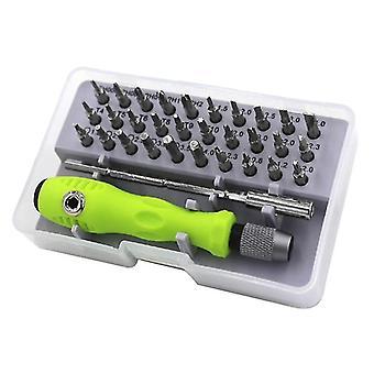 30pcs Precision Mini Magnetic Bits - Screwdriver Set Kit