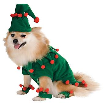 Christmas Pet Warm Autumn Winter Coat Cotton Dog Clothes Outdoor Pullover Dog