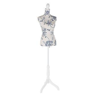 Mannequin DKD Home Decor Polyester Wood (37 x 23 x 168 cm)