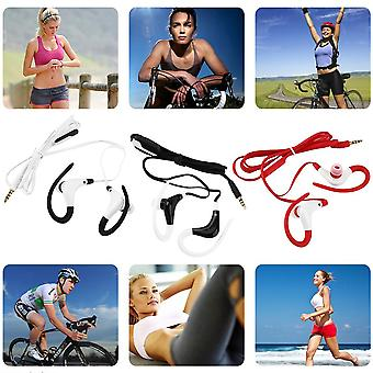 Douszne Sportowe Bieganie Aktywne słuchawki słuchawkowe Hak Słuchawki słuchawkowe
