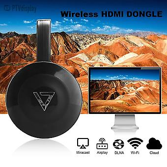 Ptvdisplay Wireless Hdmi Dongle Smart Tv Dongle Empfänger Wireless TV Stick