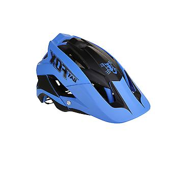 Casque de conduite pratique Casque d'équitation extérieur utile Casque de sécurité de planche à roulettes de vélo de montagne pour l'extérieur (taille moyenne)