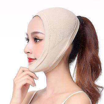 Breathable Headgear, Sleep Bandage, Small Face Mask, Face Lifting Device