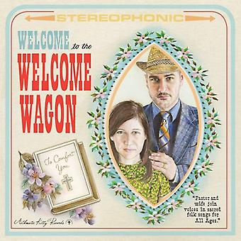 Welcome Wagon - Welcome to the Welcome Wagon [Vinyl] USA import
