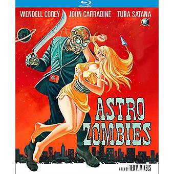 アストロゾンビ (1968 年) [blu-ray] アメリカ インポートします。