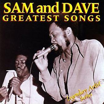 Sam & Dave - Greatest Songs [CD] USA import