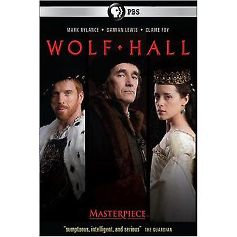 Masterpiece: Wolf Hall [DVD] USA import