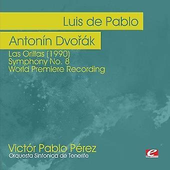 ルイス ・ デ ・ パブロ/Antonfn Dvo?Ssk - ルイス ・ デ ・ パブロ: ラス オリージャス (1990 年);アントン ・ N k ドボル: 交響曲第 8 番 [CD] アメリカ インポートします。