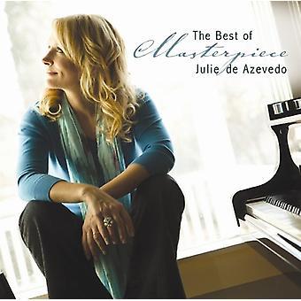 Julie De Azevedo - Masterpiece: Best of Julie De Azevedo [CD] USA import
