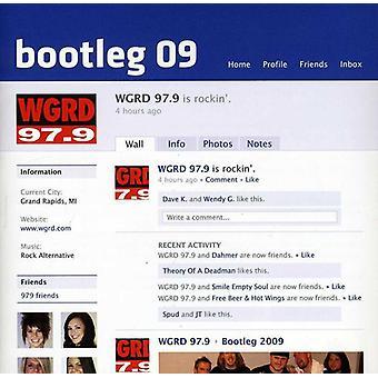 Wgrd Bootleg 2009/Various (Mj) - Wgrd Bootleg 2009/Various (Mj) [CD] USA import