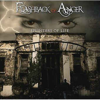 Flashback of Anger - Splinters of Life [CD] USA import
