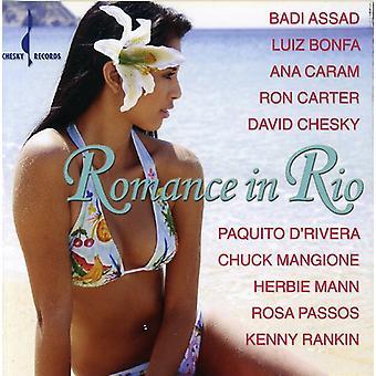 Romance in Rio - Romance in Rio [CD] USA import
