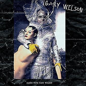 Gary Wilson - alleen met Gary Wilson [CD] USA import
