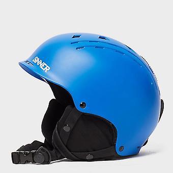 New Sinner Men's Pincher Snowsports Ski Helmets Snowsports Blue