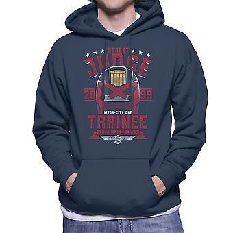 Street Judge Trainee Men's Hooded Sweatshirt