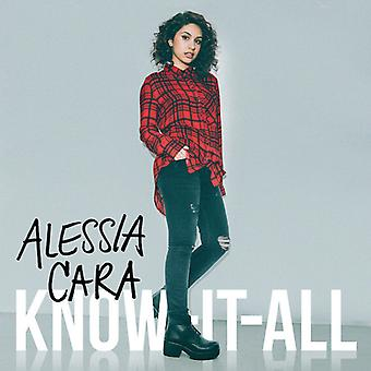 Alessia Cara - Know It All [CD] USA import