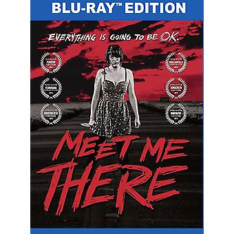 Meet Me There [Blu-ray] USA import