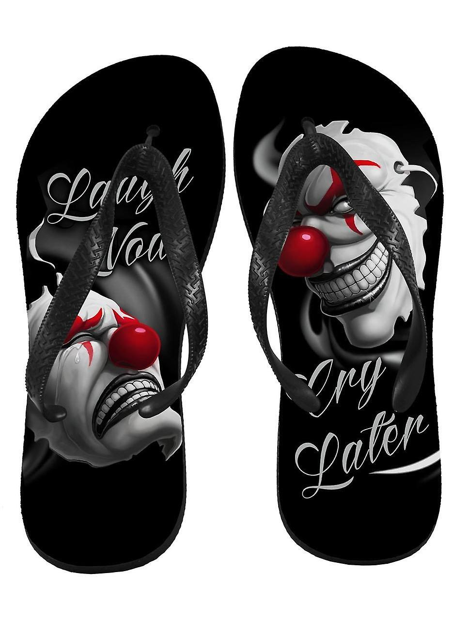 Darkside - laugh now cry later - flip flops gA30e