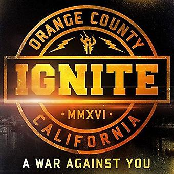Ignite - War Against You [CD] USA import