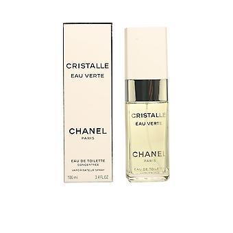 Chanel Cristalle Eau Verte Edt Concentrée Spray 50 Ml för kvinnor