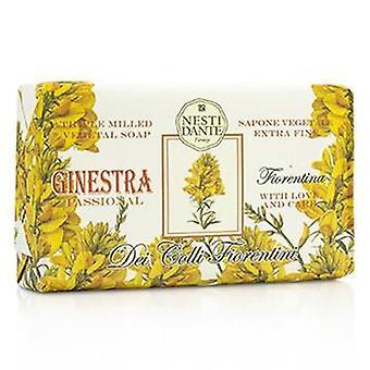 Dei Colli Fiorentini Triple hiottu kasviperäiset saippua - luuta - 250g/8,8 oz
