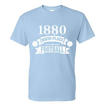 Man Kids City Birth Of Football T-shirt (Sky Blue)-