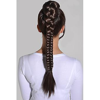 Fishtail Pony Hair Piece